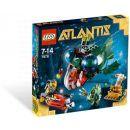 LEGO Atlantis 7978 Útok mořského ďasa 4