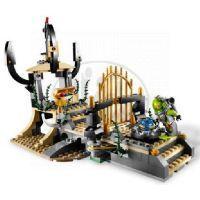 LEGO Atlantis 8061 Oliheň střeží bránu 2