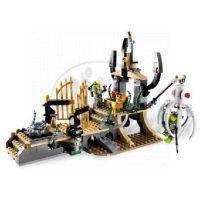 LEGO Atlantis 8061 Oliheň střeží bránu 4