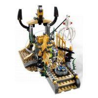 LEGO Atlantis 8061 Oliheň střeží bránu 5