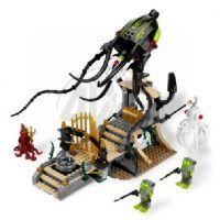 LEGO Atlantis 8061 Oliheň střeží bránu 6