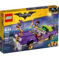 LEGO Batman 70906 Joker a jeho vůz Notorious Lowrider