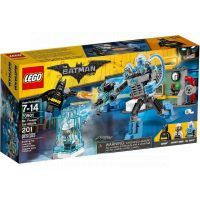 LEGO Batman Movie 70901 Ledový útok Mr.Freeze