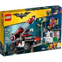 LEGO Batman Movie 70921 Harley Quinn™ a útok dělovou koulí