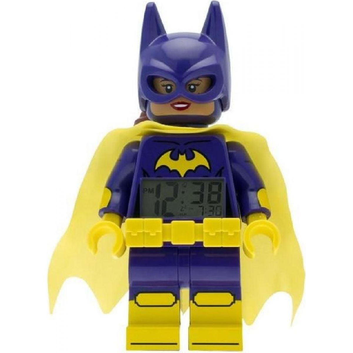 LEGO Batman Movie Batgirl Hodiny s budíkem