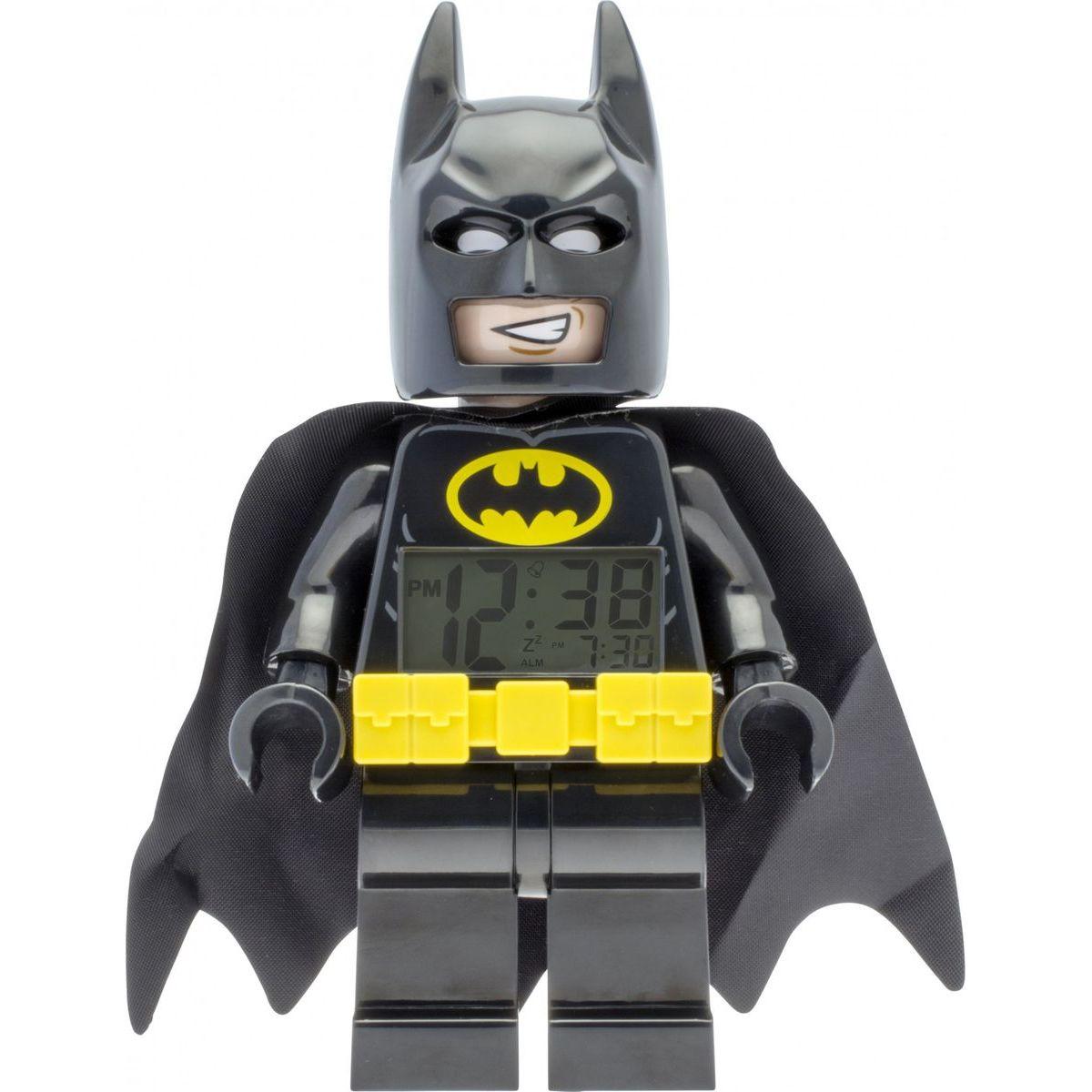 LEGO Batman Movie Batman Hodiny s budíkem