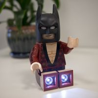 LEGO Batman Movie Kimono Batman baterka 3