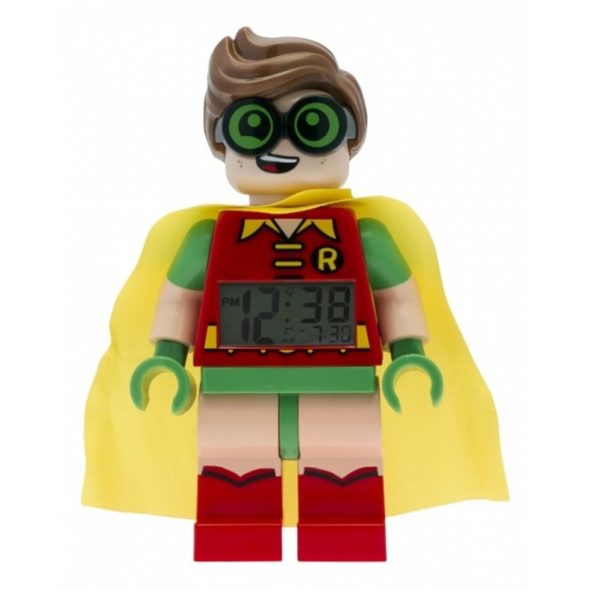 LEGO Batman Movie Robin hodiny s budíkem