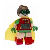 LEGO Batman Movie Robin hodiny s budíkem 2