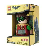 LEGO Batman Movie Robin hodiny s budíkem 4