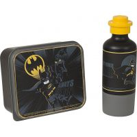 LEGO Batman svačinový set černá