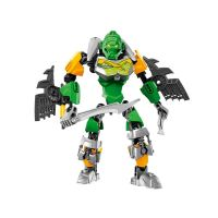 LEGO Bionicle 70784 - Lewa – Pán džungle 4
