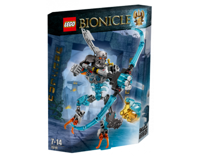 LEGO Bionicle 70791 Lebkoun bojovník