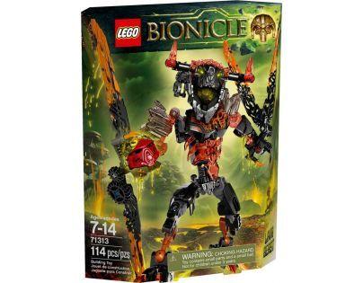 LEGO Bionicle 71313 Lávová příšera