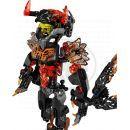 LEGO Bionicle 71313 Lávová příšera 4