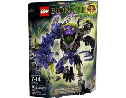 LEGO Bionicle 71315 Příšera zemětřesení