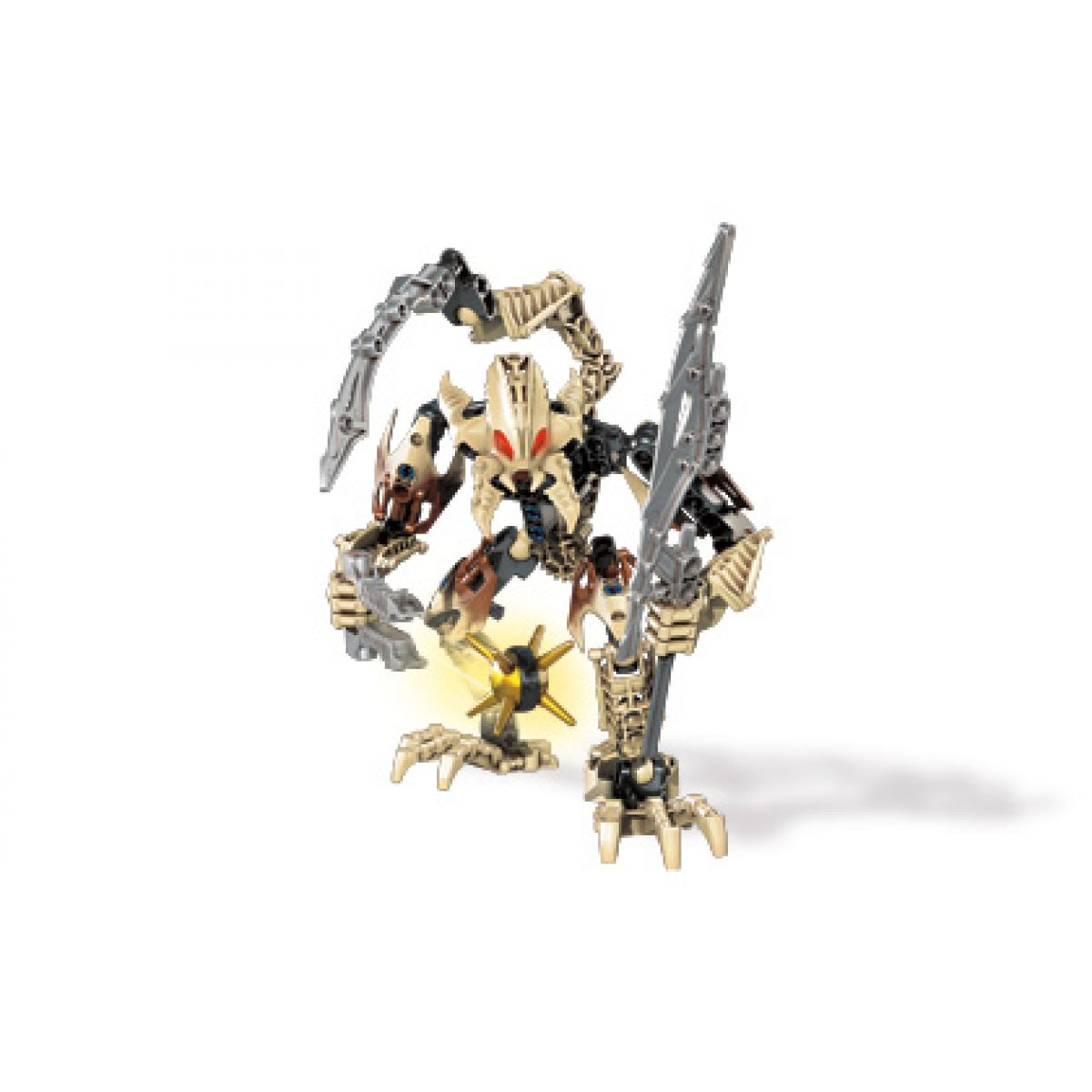 LEGO BIONICLE Glatorian Vorox