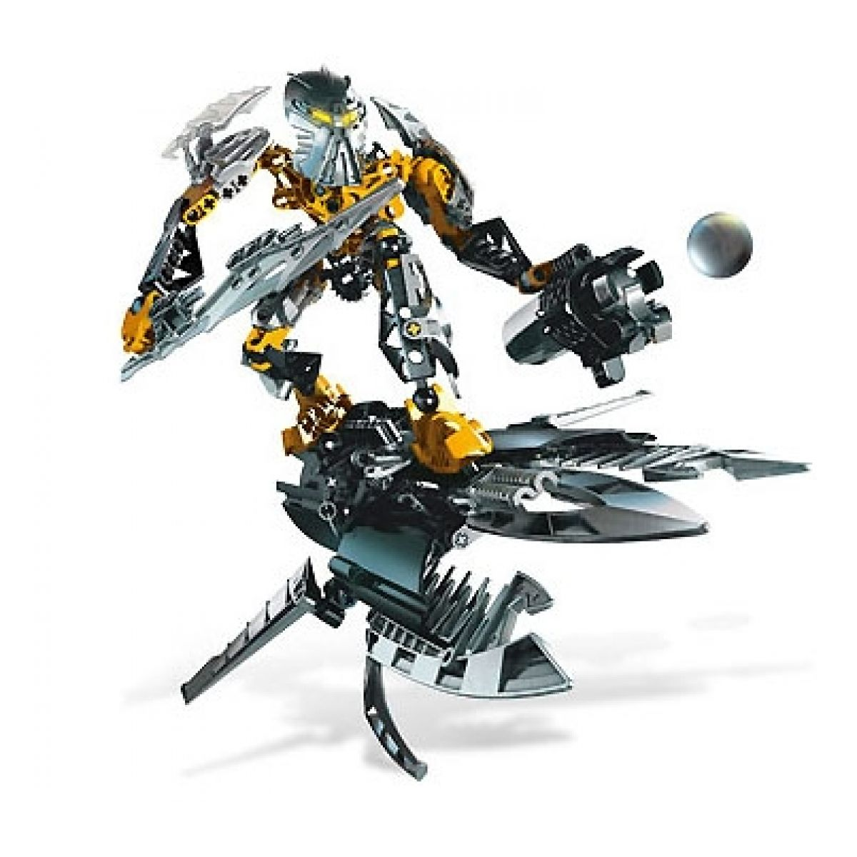LEGO BIONICLE 8697 Toa Ignika