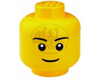 LEGO 4032 - LEGO box hlava chlapce, velikost L