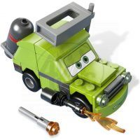 LEGO Cars 9484 Červená vodní spása 3