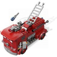 LEGO Cars 9484 Červená vodní spása 4