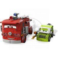 LEGO Cars 9484 Červená vodní spása 5