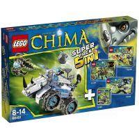 LEGO Chima 66491 Super pack 5v1