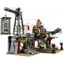 LEGO CHIMA 70014 Crocova skrýš v bažině 4