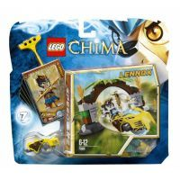 LEGO CHIMA 70104 Brány do džungle