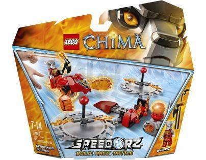 LEGO CHIMA - speedory 70149 - Žhnoucí čepele
