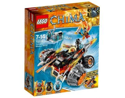 LEGO Chima 70222 - Tormakův ohnivák