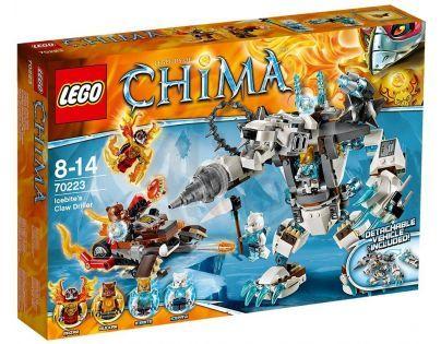 LEGO Chima 70223 - Icebitův drapák