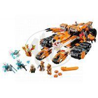 LEGO Chima 70224 - Mobilní velitelství tygrů 2