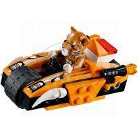 LEGO Chima 70224 - Mobilní velitelství tygrů 4