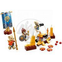 LEGO Chima 70229 - Smečka kmene Lvů 2
