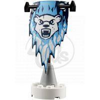 LEGO Chima 70230 - Smečka kmene Ledních medvědů 4