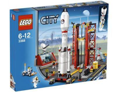 LEGO CITY 3368 - Vesmírné centrum