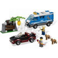 LEGO CITY 4441 Policejní dodávka pro psa 2