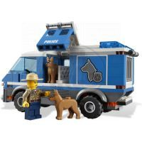 LEGO CITY 4441 Policejní dodávka pro psa 4