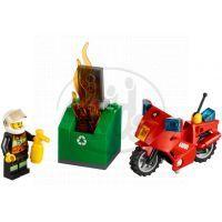 LEGO CITY 60000 Hasičská motorka 2
