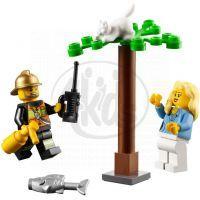LEGO CITY 60001 Auto velitele hasičů 2
