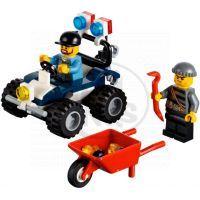 LEGO CITY 60006 Policejní čtyřkolka 2