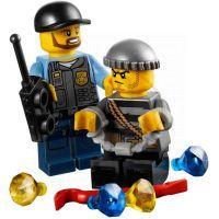 LEGO CITY 60006 Policejní čtyřkolka 3