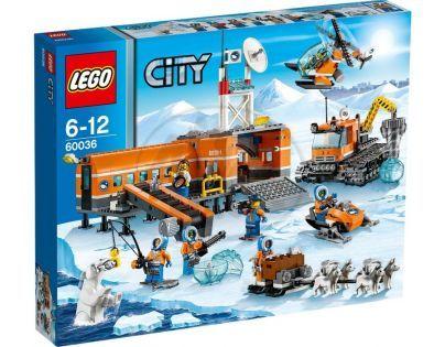 LEGO City 60036 Polární základní tábor - Poškozený obal