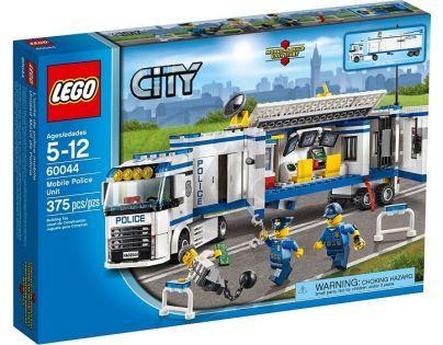 LEGO City 60044 - Mobilní policejní stanice