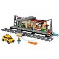 LEGO City 60050 - Nádraží 4