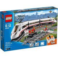 LEGO City 60051 Vysokorychlostní osobní vlak