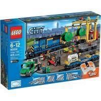 LEGO City 60052 Nákladní vlak- Poškozený obal