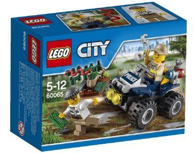 LEGO City Police 60065 - Hlídka ATV