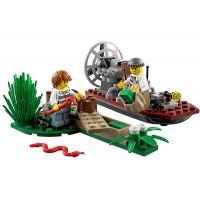 LEGO City 60069 Stanice speciální policie - Poškozený obal 4